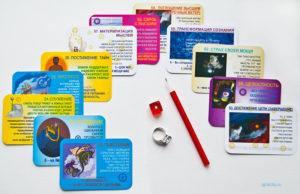 Карточки игры Лила Чакра