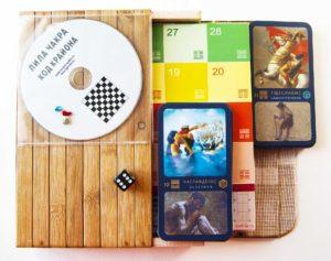Расширенный комплект игры Лила Чакра с картами И-Дзин